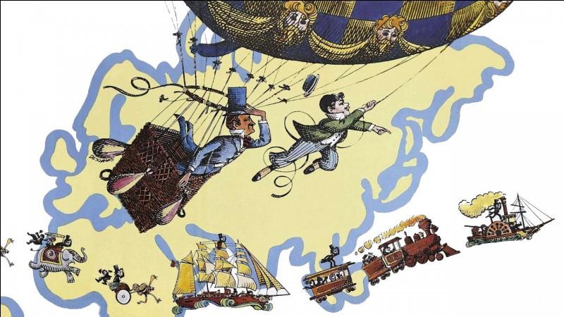 Dans son roman, combien de jours, Jules Verne, a-t-il fait son tour du monde ?