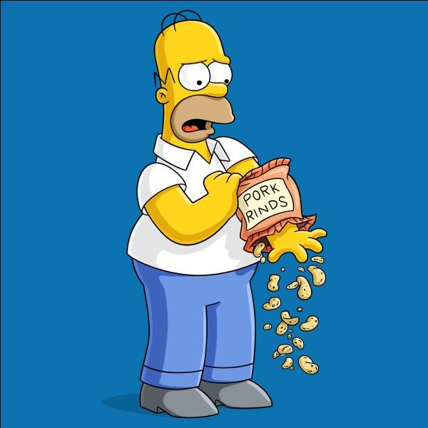 Quelle est la confiserie préférée de Homer Simpson ?