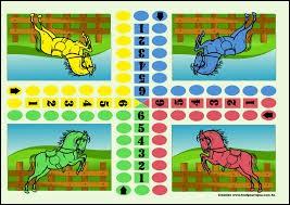 Dans le jeu des petits chevaux, quel chiffre faut-il faire avec le dé pour sortir son cheval de l'écurie en début de partie ?
