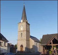 Voici l'église Saint-Sulpice de La Pallu. Commune Mayennaise, elle se situe en région ...