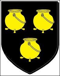 Je vous présente le blason de Peyrolles. Petit village Gardois de 36 habitants, il se situe dans 'ancienne région ...