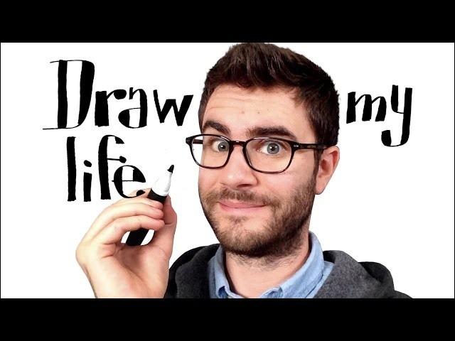 """Combien Cyprien a-t-il fait de """"Draw my life"""" ?"""