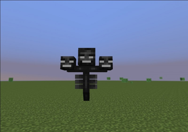 Comment invoquer le Wither ?