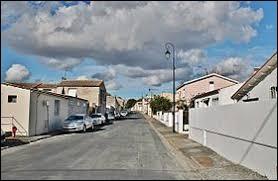 Petit tour en Charente-Maritime, à Bourgneuf. Nous nous situons en région ...