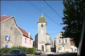Commune de Bourgogne-Franche-Comté, dans l'arrondissement de Vesoul, Ovanches se situe dans le département ...