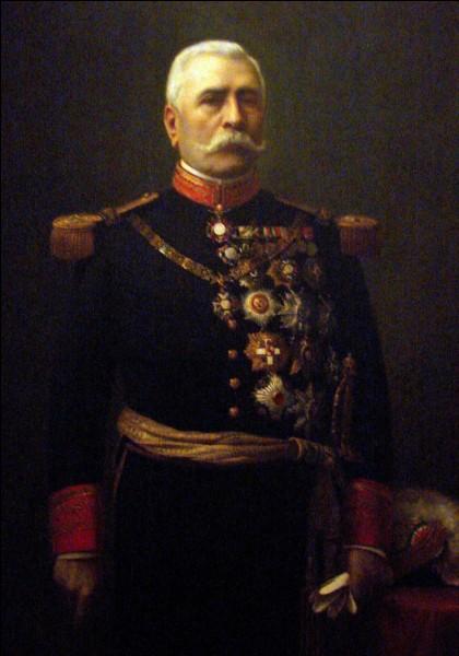 De quel pays Porfirio Díaz était-il président ?