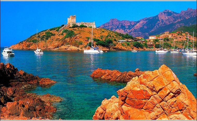 Tu dois d'abord savoir où se trouve la Corse.