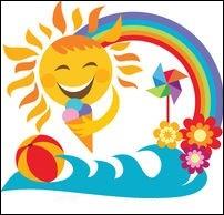 Que dois-tu étaler sur ton visage pour le protéger du soleil ?