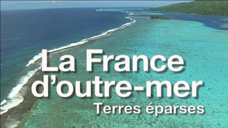 Actuellement, la France compte une dizaine de départements d'Outre-mer.