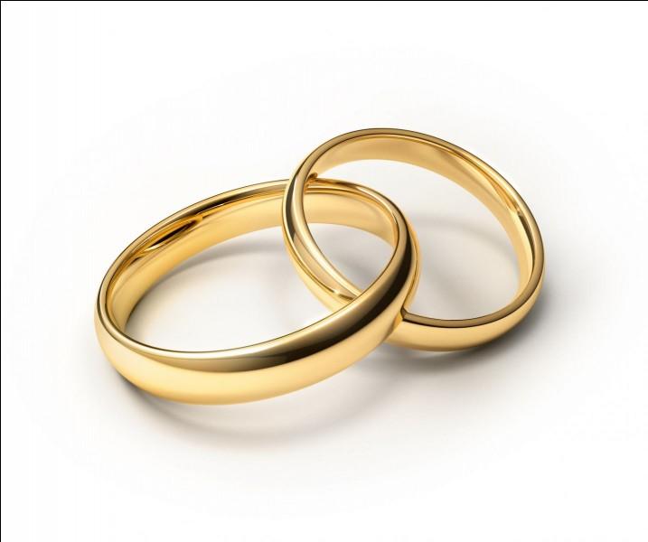 En France, on peut être marié 2 fois en même temps.