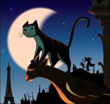 De quel film est tiré ce chat ?