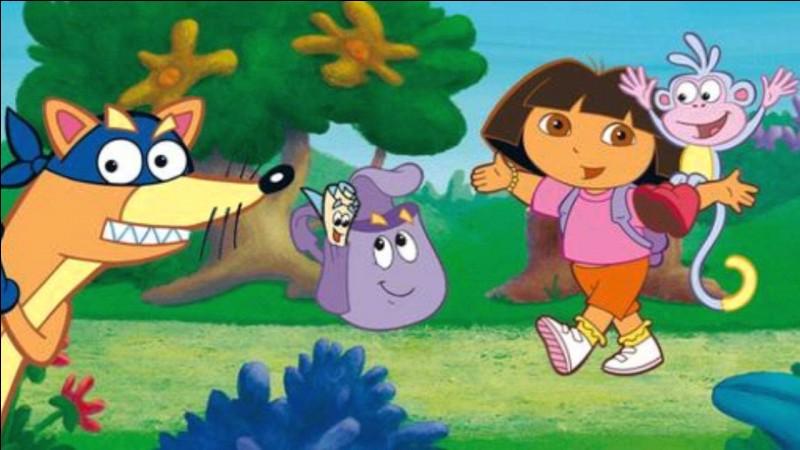 """Dans quel dessin animé pouvez-vous entendre """"Sac à dos, sac à dos"""" ?"""