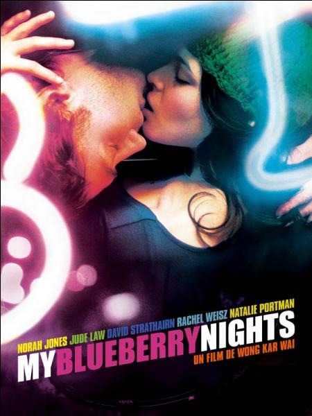 'My blueberry nights' : dans son bar que collectionne Jeremy ?