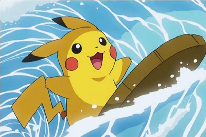 Une espèce de Pokémon, une créature de fiction issue de la franchise médiatique Pokémon de Nintendo.