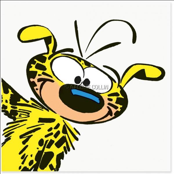 Quel est cet animal imaginaire créé par André Franquin en 1952, dans la série Spirou et Fantasio ?