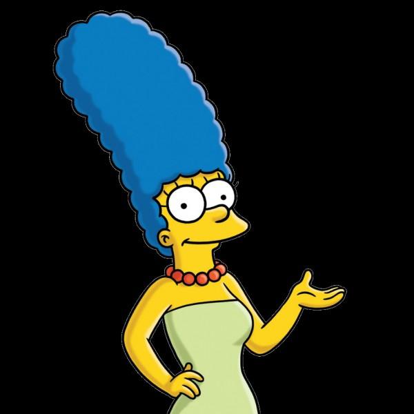 Matt Groening a conçu ce personnage et le reste de sa famille en 1986 dans l'entrée du bureau du producteur James L. Brooks.