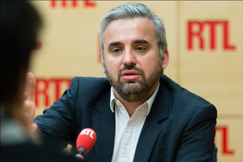 Alexis Corbière, né le 17 août 1968, est un homme politique, député. A quelle formation politique appartient-il ?