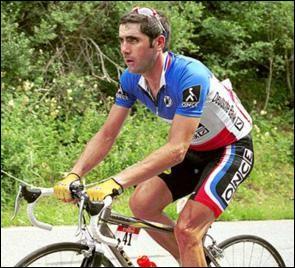 Qui est ce coureur cycliste français, né le 30 novembre 1968, qui a remporté le Tour d'Espagne 1995 et deux fois le classement de la montagne dans le Tour de France ?