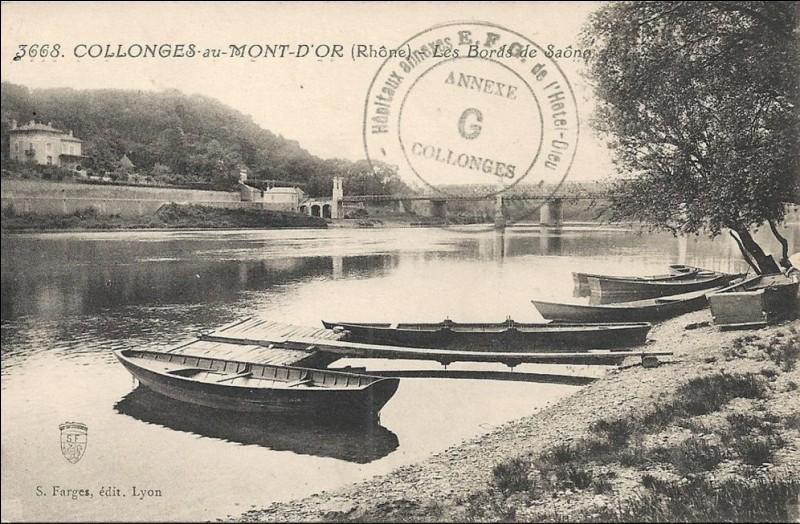Regardez bien la carte postale et surtout le nom du village et vous trouverez cet enchanteur de nos papilles.