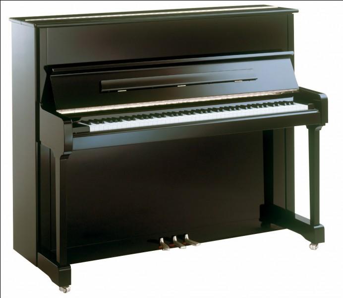 Qui y joue du piano ?