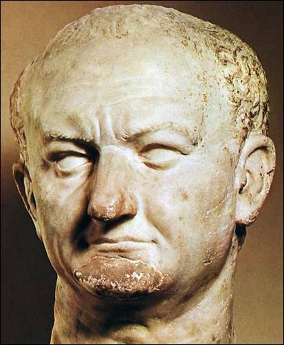 Qui a ordonné la construction du Colisée ?