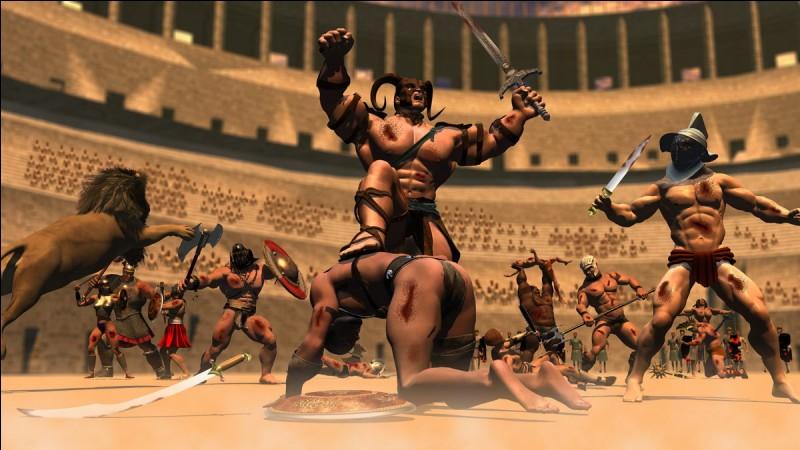 Pendant combien de temps le Colisée est-il resté en service pour les combats ?