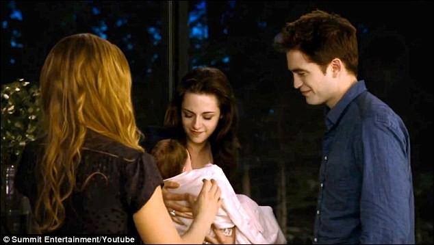 Comment s'appelle la fille de Bella et d' Edward ?