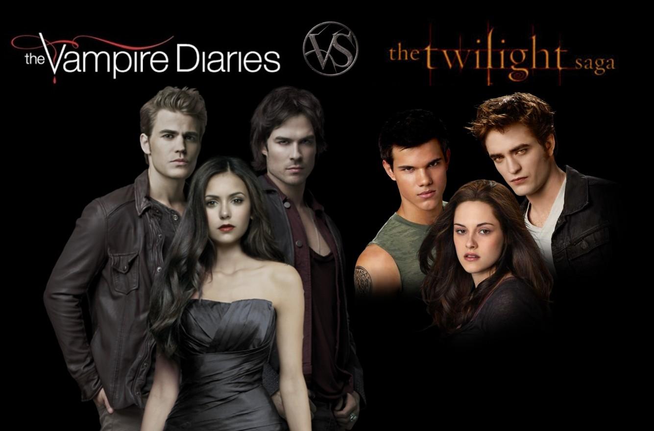 Twilight vs Vampire Diaries