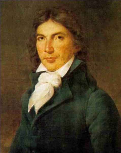 En quelle année est mort Camille Desmoulins ?