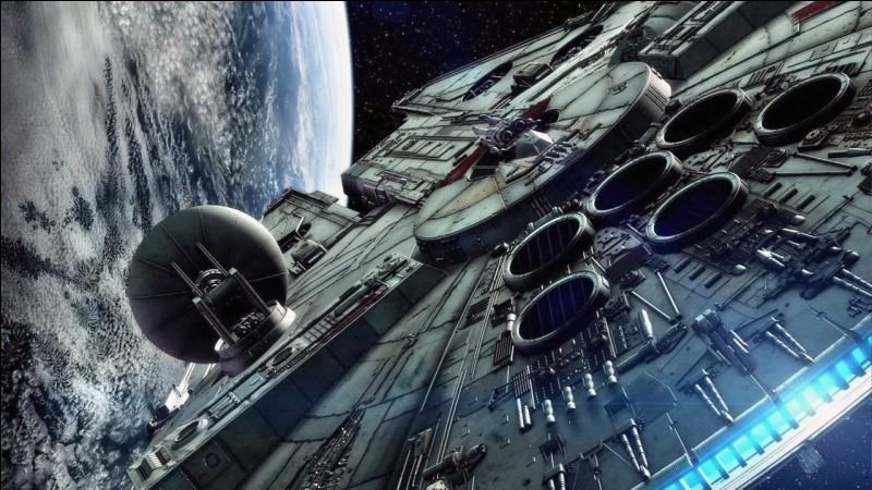 A qui appartenait le Faucon Millenium avant Han Solo ?