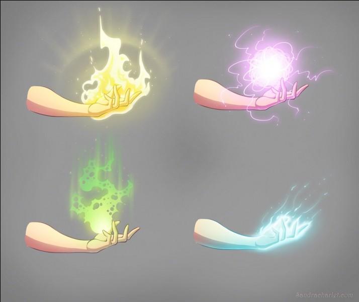 Si tu devais avoir un pouvoir, lequel aimerais-tu le plus posséder ?