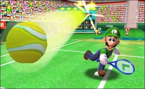 Au tennis, balle de service gagnante que l'adversaire ne parvient pas à renvoyer :