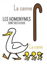 Gare aux homonymes (3) - Que de R, de S, de T !