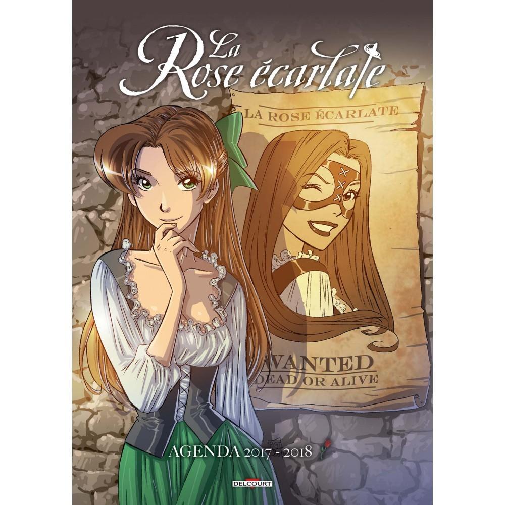 Rose Écarlate, les personnages