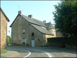 Commune Mayennaise, Saint-Loup-de-Gast se situe en région ...