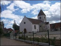 Commune Saône-et-Loirienne, en Bresse chalonnaise, Damerey se situe en région ...
