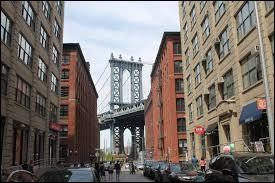 """"""" C'est pas le paradis Il y a du parfum dans l'air Et puis de vrais amis Qui font tourner les verres Je ne peux pas sortir d'ici Avant de trouver la rime Que me fait passer mes nuits Dans ce bar de Brooklyn C'est près de Manhattan Mais c'est tellement ailleurs Que le temps se pavane Avec d'autres couleurs... """" : qui chante """"Brooklyn"""", en 2004 ?"""