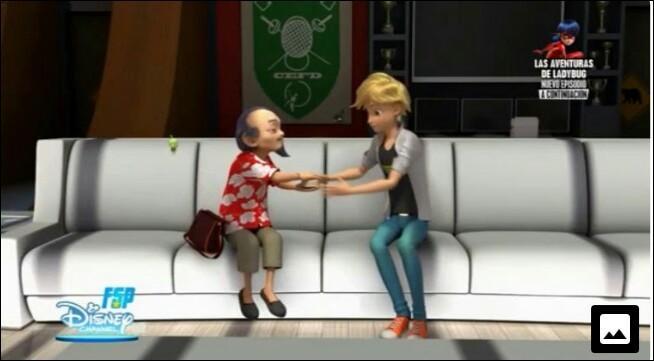Dans quel épisode Adrien rencontre-t-il Master Fu ?