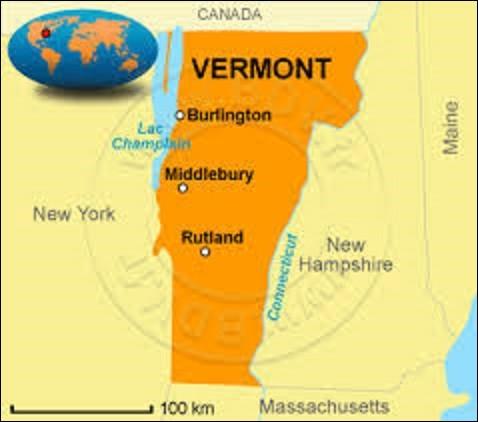 Comptant plus de cinquante parcs d'État, le Vermont est recouvert à 75% de forêt. État du nord-est, ayant une frontière avec le Québec, son économie repose sur l'agriculture et le tourisme. Principal producteur de sirop d'érable du pays, il est un des plus petits en superficie avec 24 976 km² pour une population de 625 741 habitants. Entré dans l'Union le 4 mars 1791, quelle est sa capitale ?