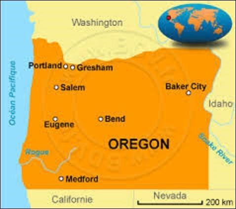 Situé sur la côte Pacifique, l'Oregon est un État du nord-ouest. Adhérant à l'Union le 14 février 1859, sa superficie est de 255 026 km² pour une population atteignant 3 831 074 habitants. Ce territoire était occupé à l'origine par les peuples amérindiens Bannock, Chinook, Klamaths et Nez-Percé. Quelle est sa capitale depuis 1851 ?