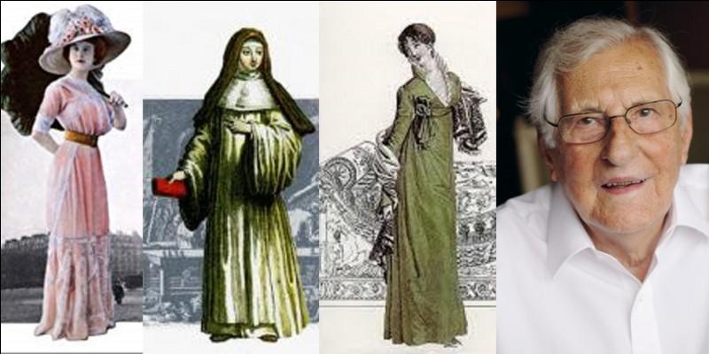 Depuis le règne de Louis XI, ce métier est présent dans cette partie de Paris. Mais, on ne l'aborde pas avec les artisans ou leurs outils mais avec les femmes de ce quartier, qu'elles soient nobles, religieuses ou autres !Quelle est cette saga ?
