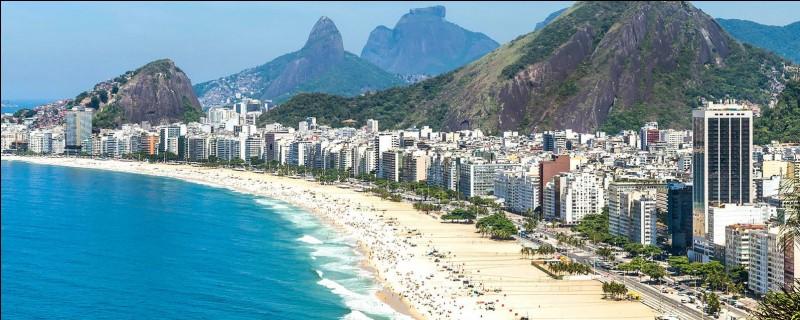 Sur quel continent se trouve le Brésil ?