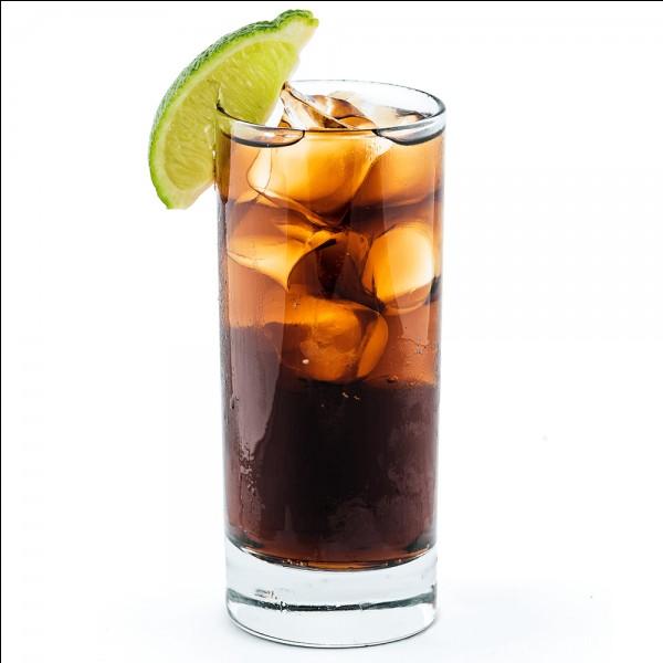 Avec quel soda met-on très souvent du Whisky ?