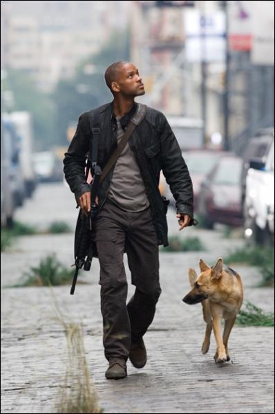 Ce pauvre homme seul avec son chien est ...