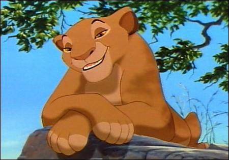 Quel est le nom de cette lionne ?