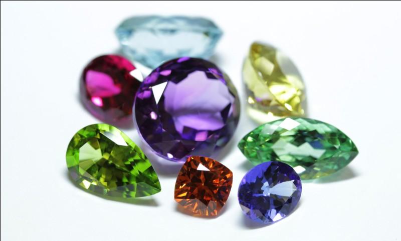 Quelle est ta pierre préférée ?