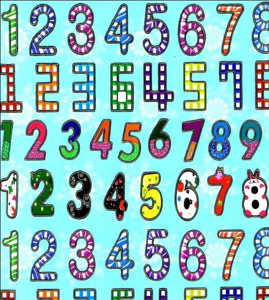 Quel est ton chiffre ?