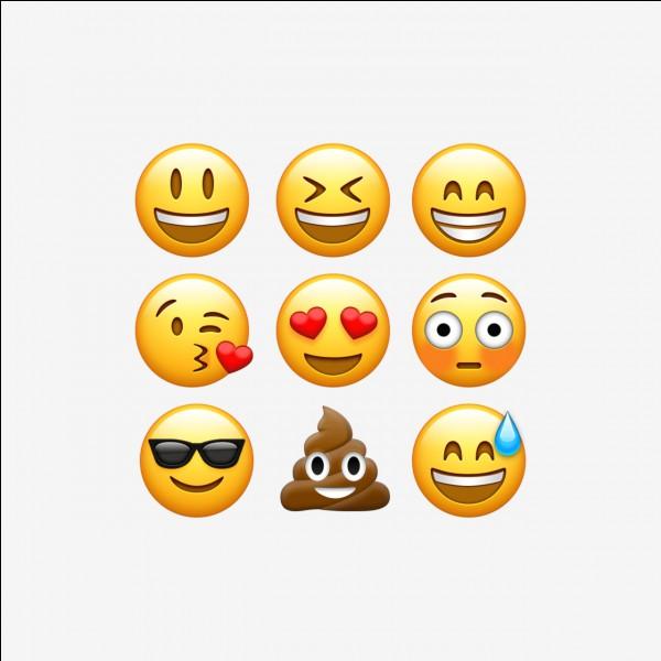 Quel emoji préfères-tu ?