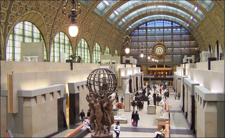Qu'était le musée d'Orsay avant d'être... un musée ?