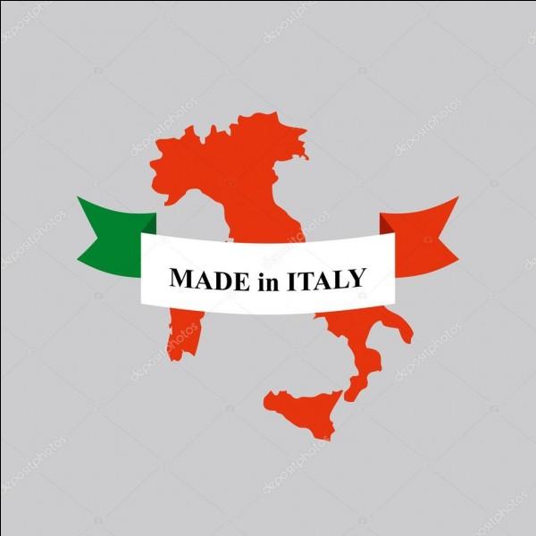 Quel mot n'a pas été emprunté à l'italien ?